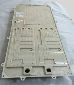CNC Machining Aluminum Cavity for Communication Electronic pictures & photos