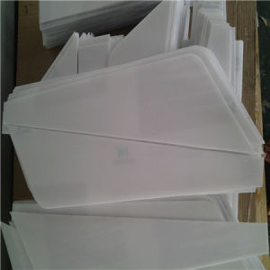 Opal White Polycarbonate Plastic Laser Cutting Sheet pictures & photos