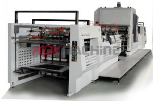 High Speed Laminating Machine with Rotative Knife (KMM-1050C) pictures & photos