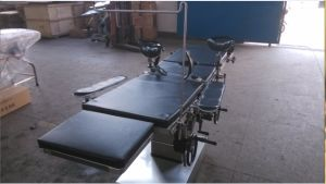 Side-Controlled Multipurpose Operating Table, Hydraulic System, CE ISO9001 Marked pictures & photos