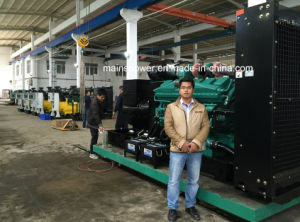 800kw 1000kVA Cummins Diesel Generator Standby Rating 880kw 1100kVA pictures & photos