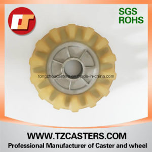 PU Products Drive Wheel 160*25 with Ribs pictures & photos