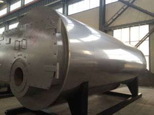 Industrial Hfo Diesel Fired Steam Boiler pictures & photos