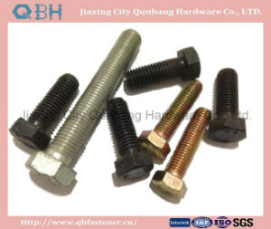 Full Thread DIN961 Hex Head Bolt pictures & photos