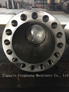 16mn Half Hollow Forged Shaft pictures & photos