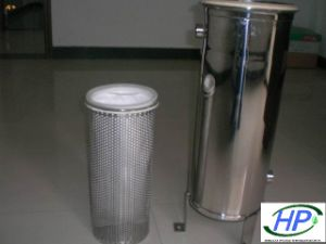 Bag Filter Housing for RO Water Equipment System pictures & photos