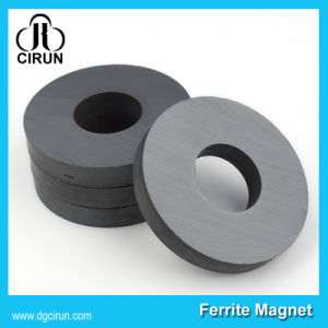 Cheap Price Hard Ferrite Ring Speaker Magnet pictures & photos