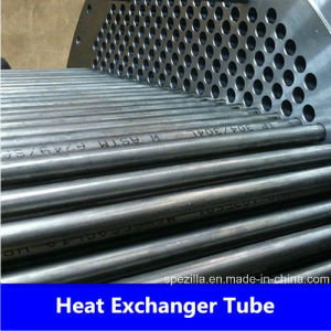 Heat Exchanger Stainless Steel Pipe (ASTM A249 304 316)