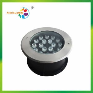 IP68 LED Underground/Underwater Lights (HX-HUG210-18W) pictures & photos