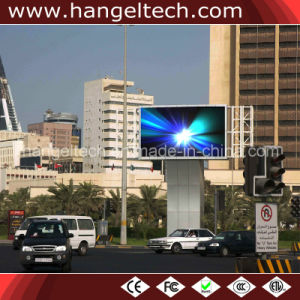 P10mm Outdoor Full Color Digital Advertising LED Display Billboard