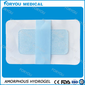 Hydrogel Wound Dressing for Burn Wounds pictures & photos