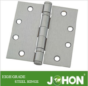 "Steel or Iron Door Hardware Hinge (4.5""X4.5"" furniture accessories) pictures & photos"