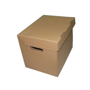 Corrugated Archive Box for Wholesale in China pictures & photos
