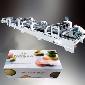New Style Made in China Corrugated Carton Making Machine (QH-SLJ)