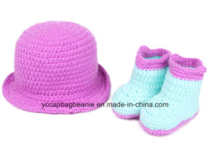 Beautiful New Style Baby Shoe pictures & photos