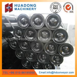 Iron Mining Ore Rubber Belt Conveyor Roller Idler pictures & photos