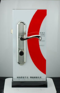 Electronic RF MIFARE Card Door Lock Mortise Cylinder pictures & photos