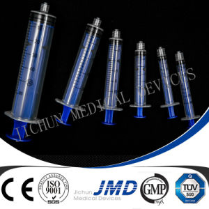 3-Part Disposable Sterile Medical Luer Lock Syringe pictures & photos
