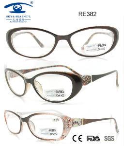 Woman Man Plastic Reading Glasses (RE382) pictures & photos
