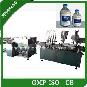 Full Auto Liquid Filling Machine Pharmaceutical, Filling Machine pictures & photos