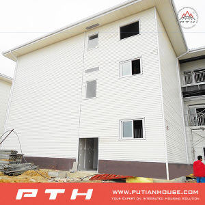 Q235 Light Steel Structure Prefabricated Hotel pictures & photos