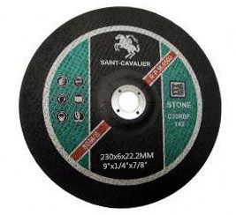 "Cut off Wheel for Stone 9""X1/8""X7/8"" pictures & photos"