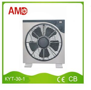 "Hot Sales Competitive Price 12"" Box Fan (KYT-30-1) pictures & photos"