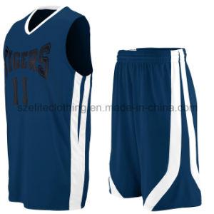 Wholesale Design Basketball Uniform (ELTLJJ-130) pictures & photos