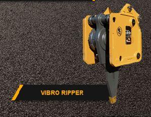 Excavator Attachment Hydraulic Vibro Ripper pictures & photos