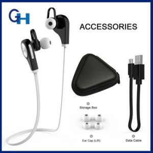 Q9 Mobile Phone Use in-Ear Style Wireless Headphone Bluetooth pictures & photos