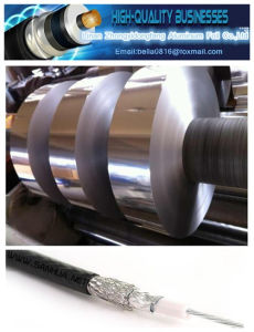 Aluminium Coated with Pet Tape Used for Cables pictures & photos