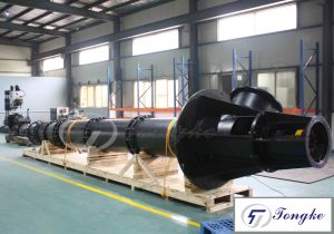 Long Shaft Vertical Turbine Pump for Seawater Desalination Plant pictures & photos