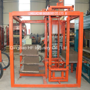 New Technology Brick Machine Qt4-16 Paver Block Making Machine Price Concrete Block Machine in Canada pictures & photos