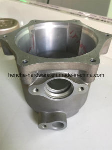 High Quality Sand Casting with CNC Machining Part