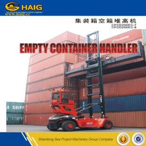 Popular Heli 8 Storey Empty Container Stacker