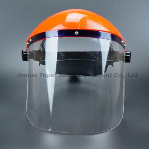 Face Shield Acrylic (PMMA) Screen Wheel Ratchet Suspension (FS4011) pictures & photos