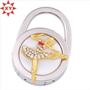 Made in China Foldable Handbag Hook for Girls pictures & photos