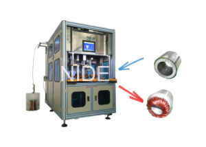 High Automation Stator Coil Winding and Wedge Inserting Machine pictures & photos