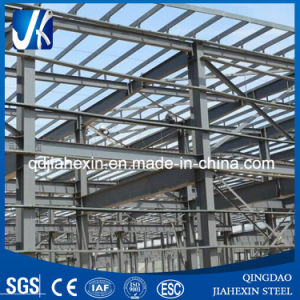 2016 New Design Q235 Steel Structure Warehouse Hangar Workshop pictures & photos