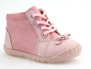2015 Comfortable Baby Shoes Girls Casual Shoes with Butterfly Knot