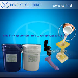 RTV Addition Cure Silicone Rubber for Man Penis Making pictures & photos
