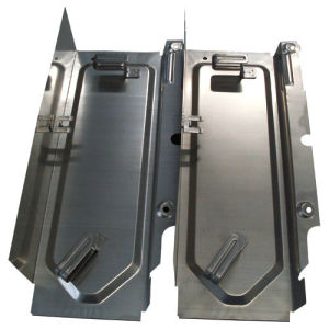 Stamping Parts for Trace Rail
