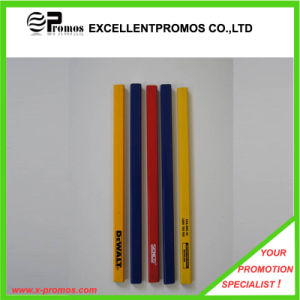12PCS Promotion 7 Inch Colour Wood Pencil Set with Ruler, Sharpener, Eraser in Paper Tube (EP-P9077) pictures & photos