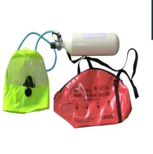 Personal Breathing Protection Eebd / Emergency Escape Breathing Device pictures & photos