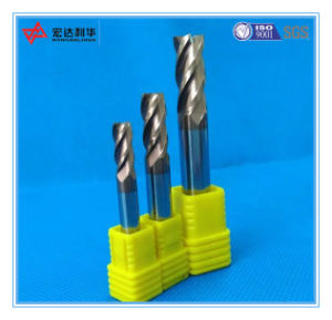 High Performance Tungsten Carbide End Mill for Milling Cutter pictures & photos