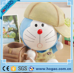 OEM Pen Holder Doraemon for Table Decoration pictures & photos