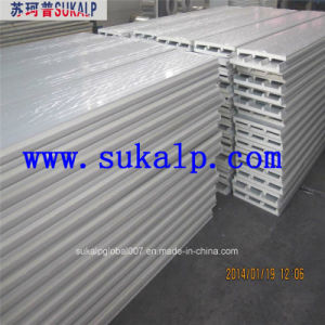PU Sandwich Panel Polyurethanes Insulated Sandwich Panel pictures & photos