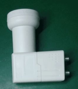 Ku-Band Twin LNB with CE Certification pictures & photos