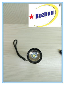 Zoom Rechargeable 3-Mode High Quality Tactical Flash Light pictures & photos