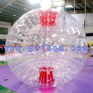 Double Inflatable Roller Ball/Grass Ball/Rolling Ball pictures & photos